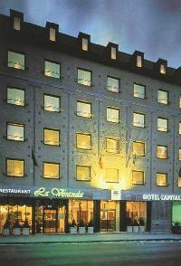 Hotel Capital Brussels