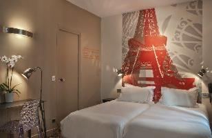 Hotel Alpha Paris Tour Eiffel By Patrick Hayat