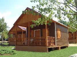 Camping Bungalows  Regio