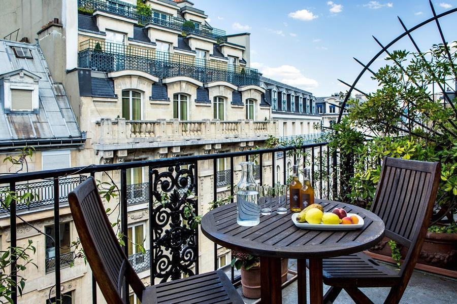 Hotel Royal Garden Champs Elysees Paris