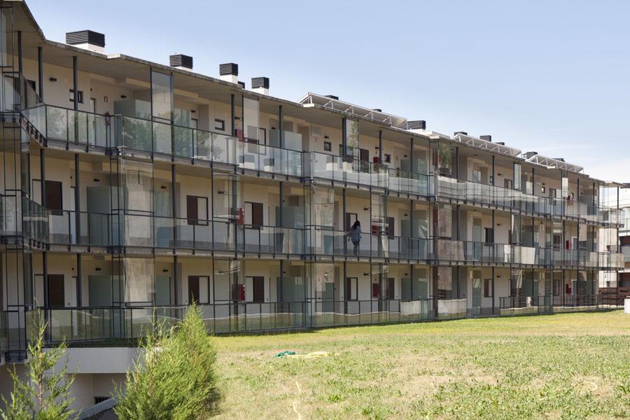 Aparthotel jardines de aristi vitoria gasteiz for Hotel jardines de uleta vitoria